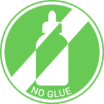 No glue